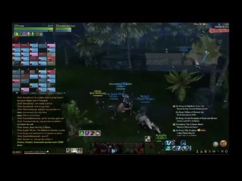 Archeage: The epic trade run 3 merchant ships and 2 battle ships pt2