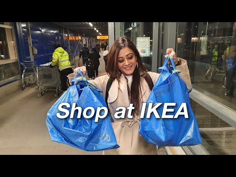 Shop at IKEA | Bus to IKEA | Indians in Norway | Life in Oslo | Inside IKEA