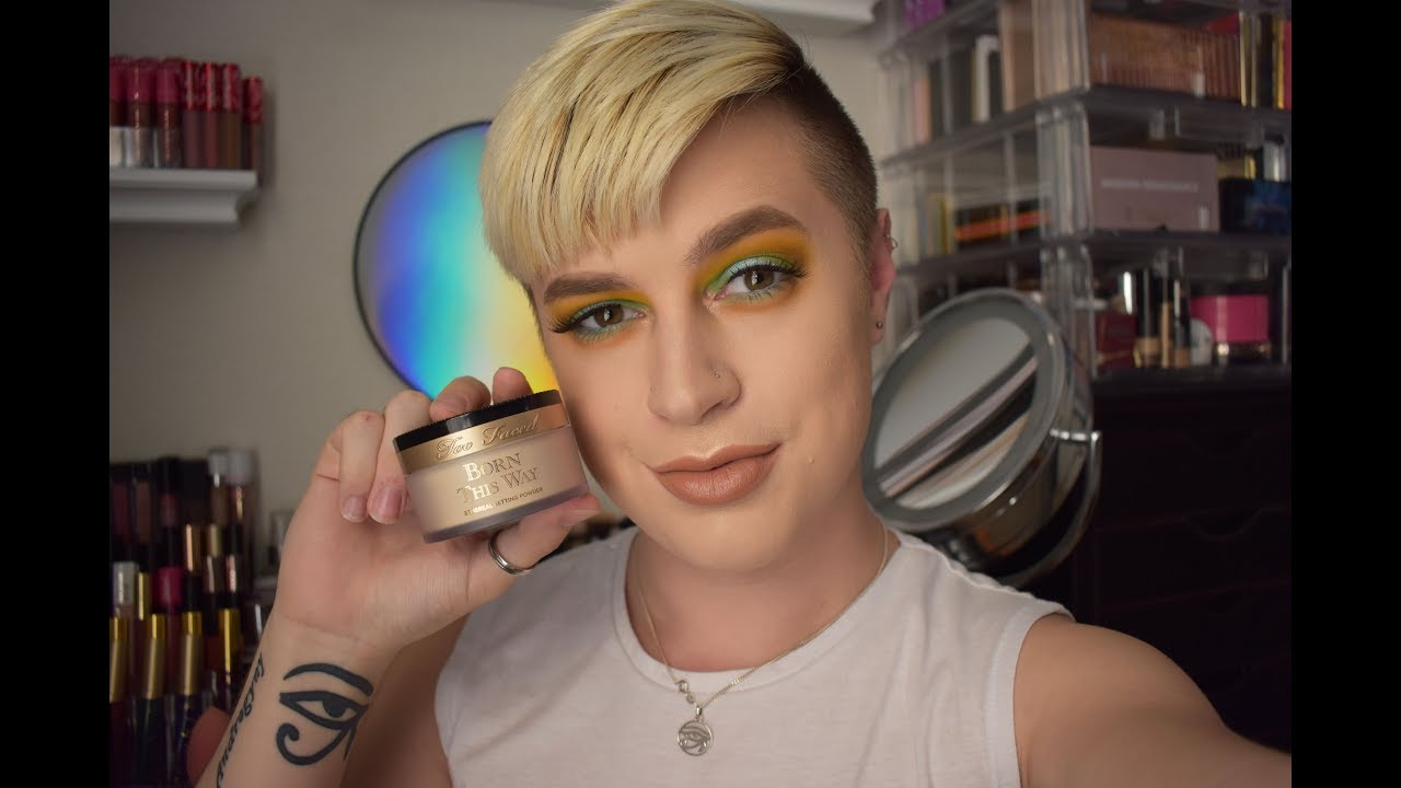 Born This Way Setting Powder by Too Faced #21