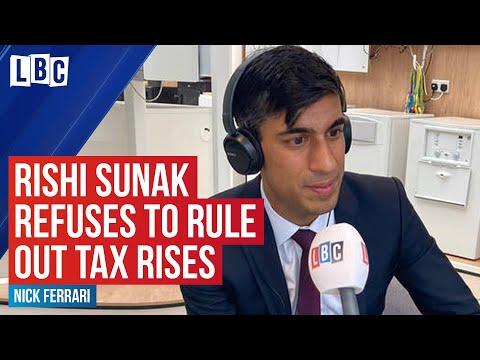 Rishi Sunak refuses