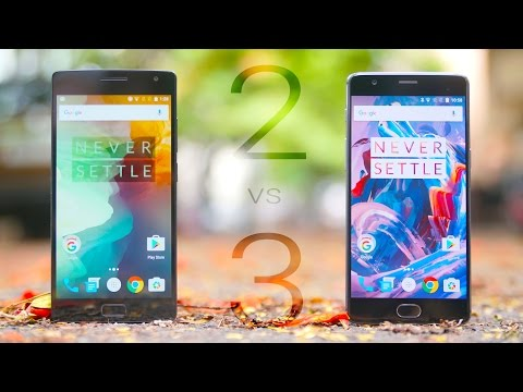 OnePlus 2 vs OnePlus 3 - Should You Upgrade?