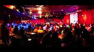 Funny Song By UK Comedian Bryan Lacey About The Audience He Met At The Glee Comedy Club