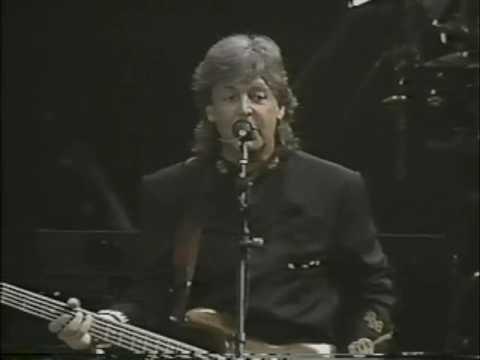 Paul McCartney Live At The Maracana Stadium, Rio de Janeiro, Brasil (Friday 20th April 1990)