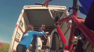 A bike's perspective: Allina Health 2015 Free Bikes 4 Kidz