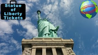 How to get Statue of Liberty tickets | Reserve, Pedestal, and Crown Tickets | Don't get scammed!
