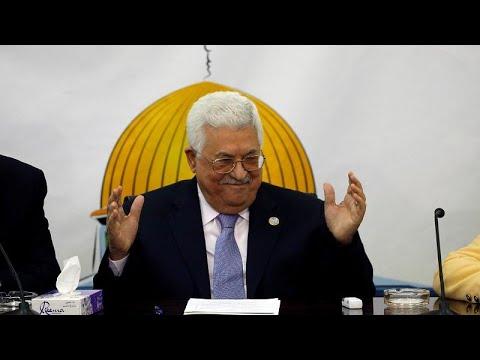 عباس: التنسيق الأمني مع إسرائيل مستمر  - 19:54-2019 / 2 / 6