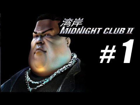 Midnight Club II Walkthrough Part 1: Moses