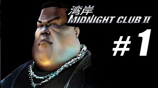 "Midnight Club II Walkthrough Part 1: Moses ""Midnight Club 2"" PC Gameplay (HD)"