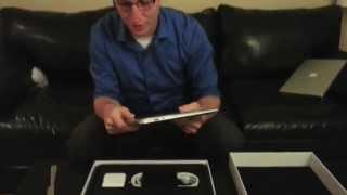 "New 2013 Apple 13"" MacBook Air Unboxing"