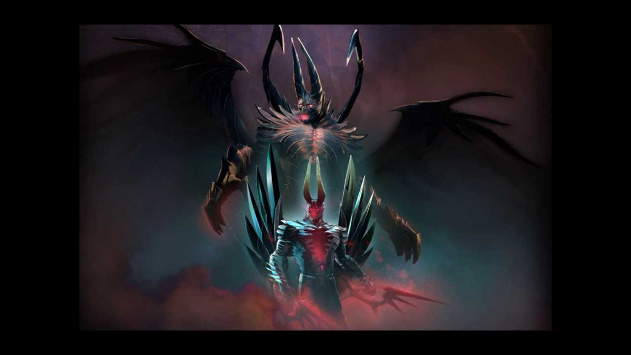 Dota 2 Arcana: Terrorblade Arcana Death & Respawn Music