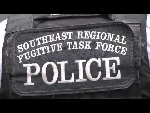 Real Time Reel Life - Southeast Regional Fugitive Task Force