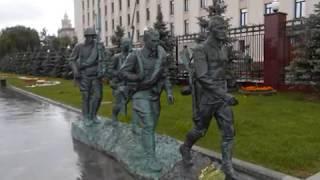 Памятник Они сражались за Родину