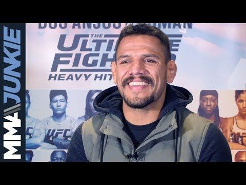 The Ultimate Fighter 28 Finale: Rafael dos Anjos pre-fight interview
