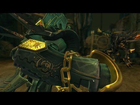 The War of Genesis 4 Online Short Gameplay Preview