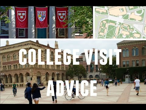 College 101: College Campus Tour Advice (Planning, Questions To Ask, And Tips!)