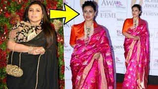 Rani Mukerji Weight Loss For Mardaani 2 Movie