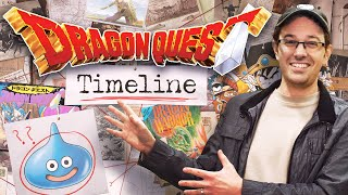 Dragon Quest's Timeline - Chronologically Confused