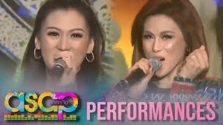 ASAP Natin 'To: Toni and Alex lead various Kapamilya stars in an early Christmas performance