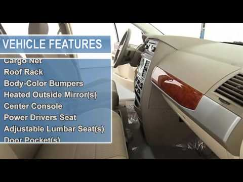2009 Chrysler Town And Country - Sparta Chevrolet - Sparta, MI 49345