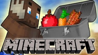 MIN EGEN MADKASSE! #3 - Dansk Minecraft: Forever Stranded