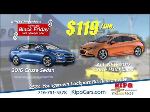 Kipo Chevy Black Friday Nov 2016 30
