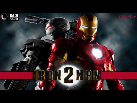 X360 - Iron Man 2 - LongPlay [4K:60FPS]
