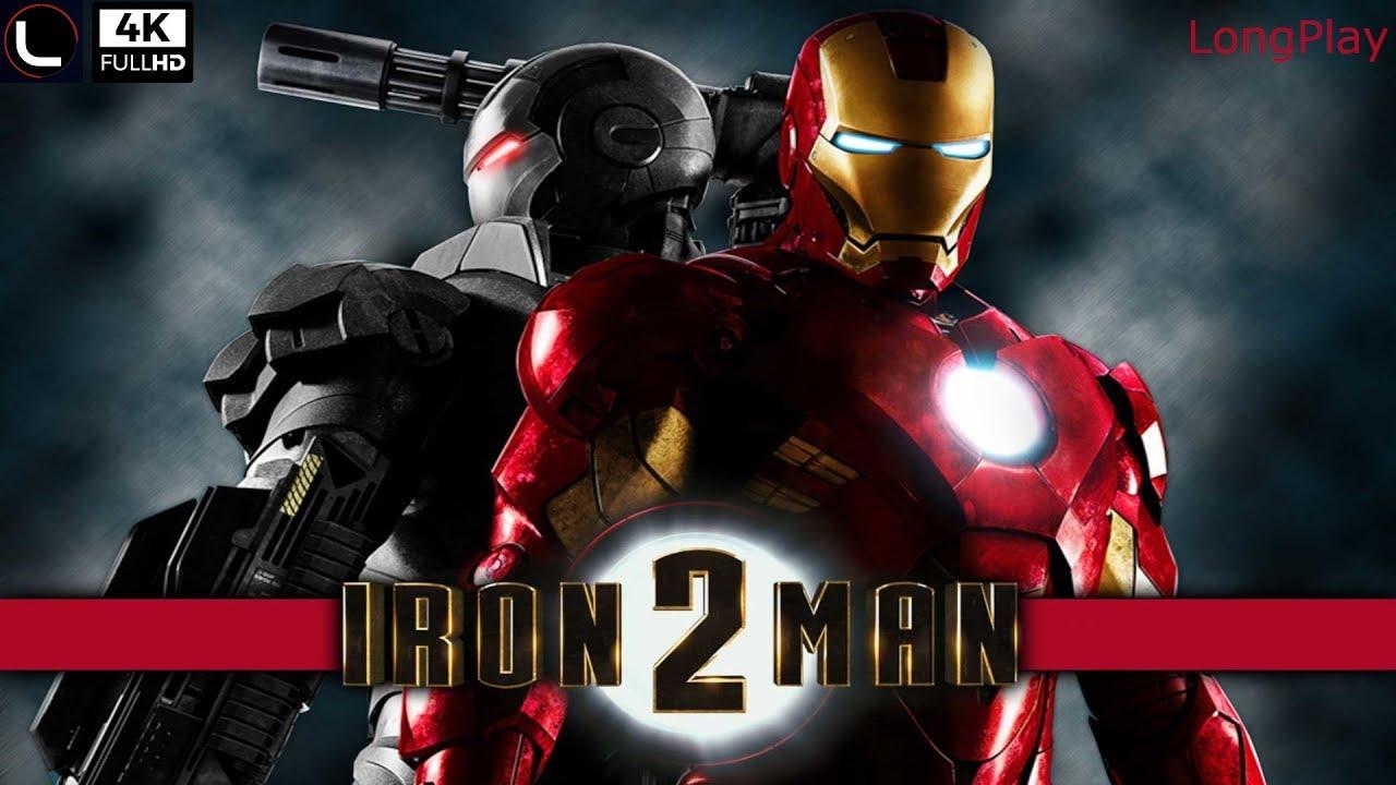 Download X360 - Iron Man 2 - LongPlay [4K:60FPS]