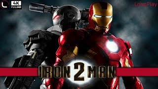 X360 - Iron Man 2 - Full Game Walkthrough [4K:60FPS]