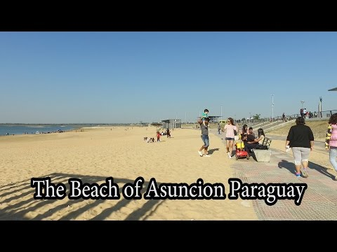 The Beach of Paraguay - Playa De Paraguay  - Sept 2016 - Asuncion