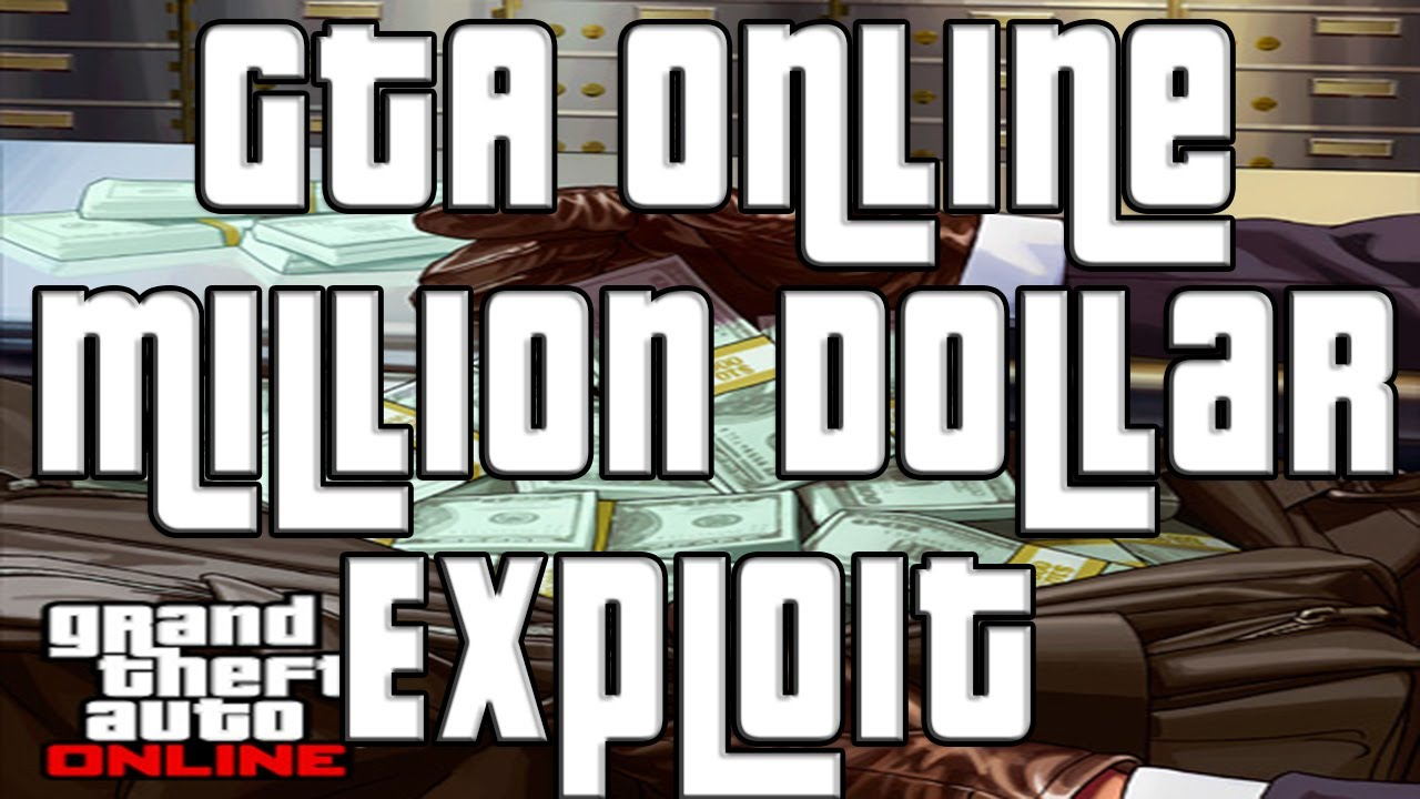 Gta Online Money Exploit  Every Hour Gta  Online Money Cheat Youtube