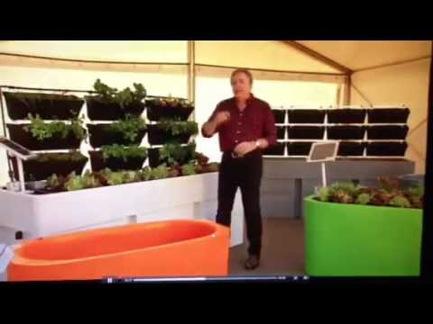 Elevated Gardens On Better Homes And Gardens Tv Show Youtube