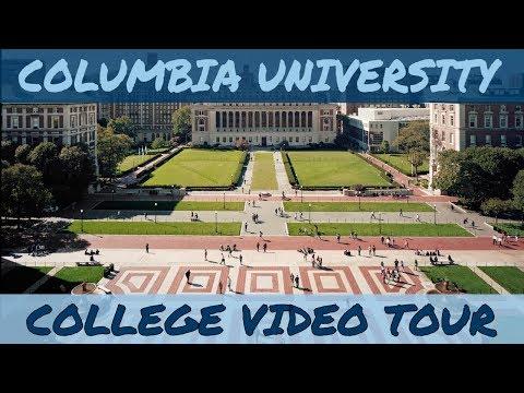 Columbia University - College Video Tour