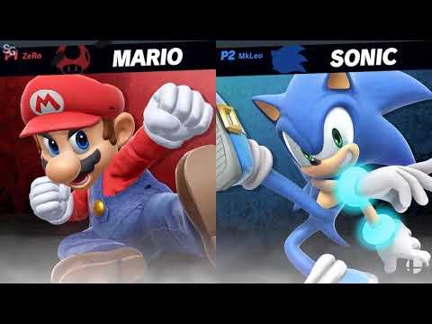 ZeRo and SonicFox set up Smash Ultimate showdown | AllGamers