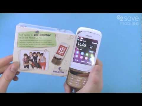 Nokia C2-02 One Direction Review.mov