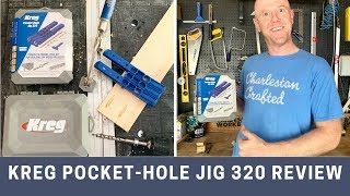 Kreg Pocket-Hole Jig 320 review