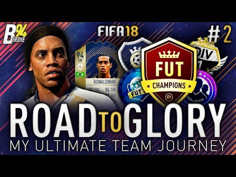 FIFA 18 RTG - #2 - Progress! - My Ultimate Team Journey