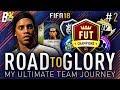 FIFA 18 RTG - #2 - Progress! - My Ultimate Team Journey