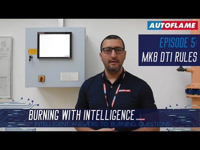 Burning With Intelligence | Episode 5 | Mk8 DTI Rules