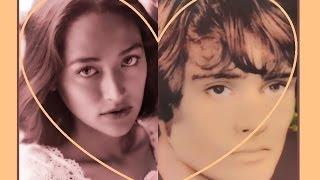 "❤♥ LEONARD WHITING & OLIVIA HUSSEY ♥❤ ""Romeo & Juliet"" 1968"