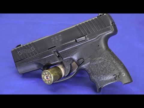 Walther PPS M2 Safety Recall