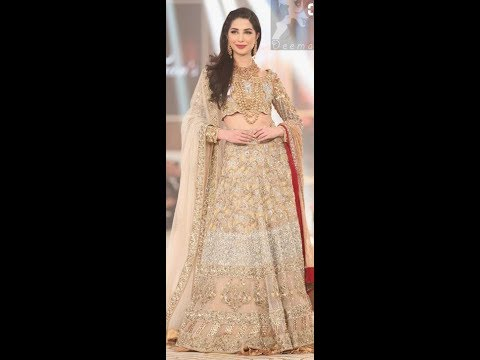 The latest Indian Wedding Gown 2017