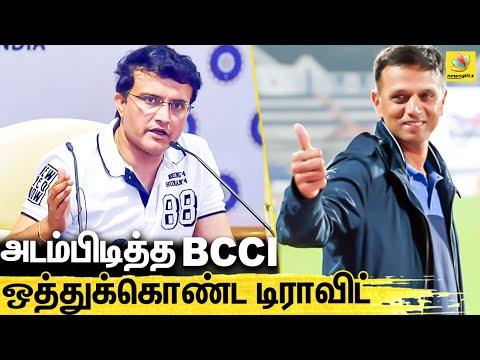 இந்திய அணியை நான் பாத்துக்கறேன் ! டிராவிட் அதிரடி | Rahul Dravid as Head Coach of Indian Team | T20