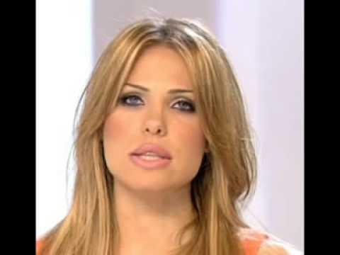 Italienische Blondine Bei Lieblichem Gerede
