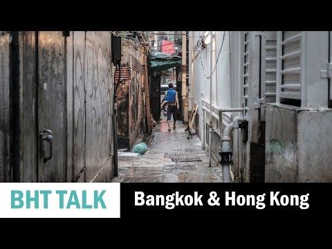 Travel Announcement: Bangkok and Hong Kong