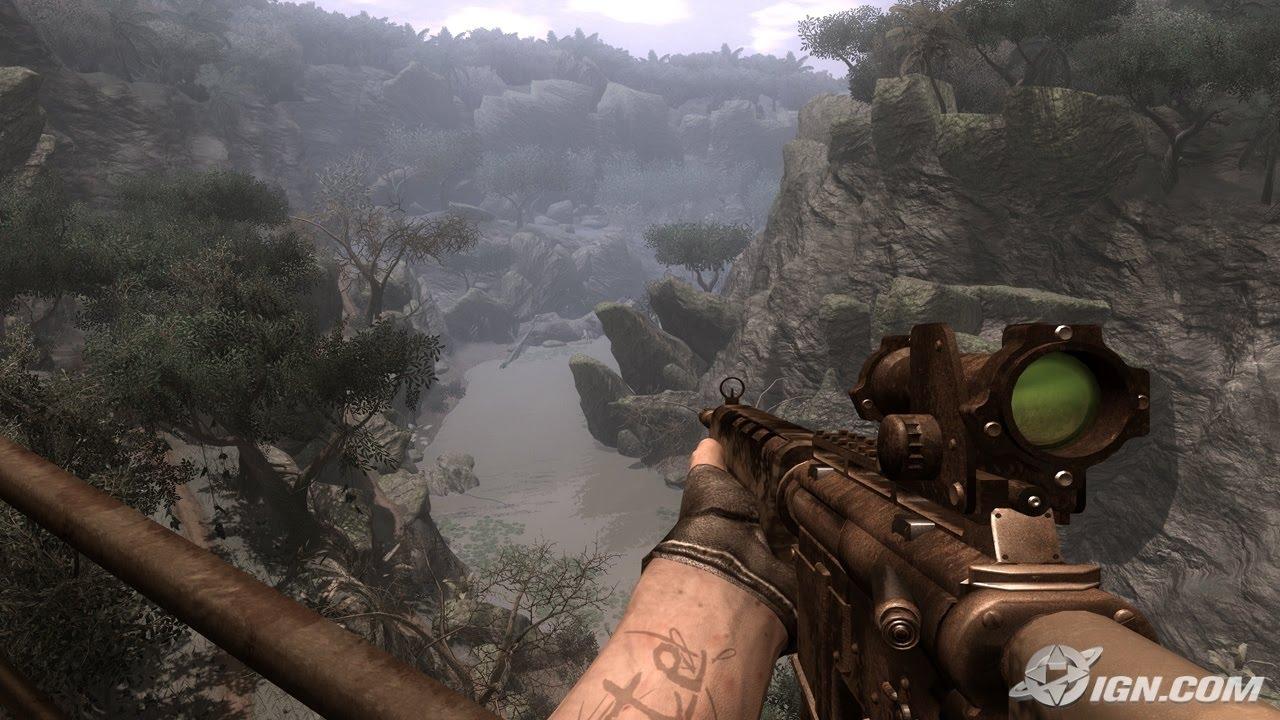 Far Cry 2 Gtx 980 Ultra Settings 1080p Hd Youtube