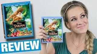 [BLU-RAY REVIEW] Tarzan Special Edition | Rotoscopers