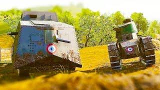 BATTLEFIELD 1 - Talking Tanks Episode 1