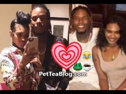 Fetty Wap's NEW Girlfriend KRISSI So Pretty😻 #TEA 👀🐸☕💑