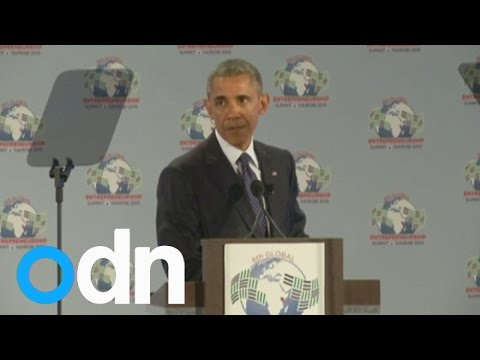 Obama: Africa is continent 'on the move'