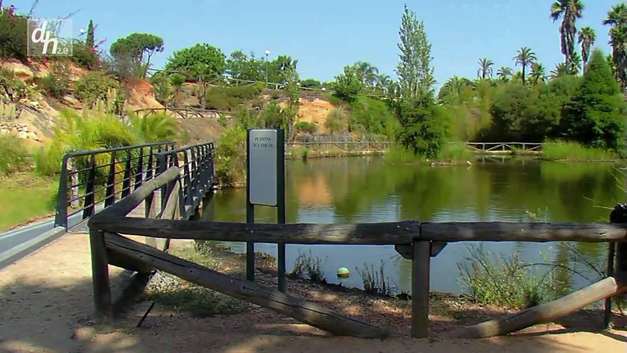 El Parque Botánico José Celestino Mutis en Huelva - Nos ...